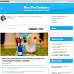 Evento do shopping pet friendly em blog