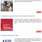 Informativo para clientes e parceiros da DCL, player do setor de logística