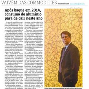 Porta-voz da ABAL na Folha de S. Paulo