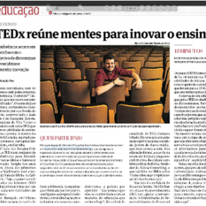 TEDx na Gazeta do Povo